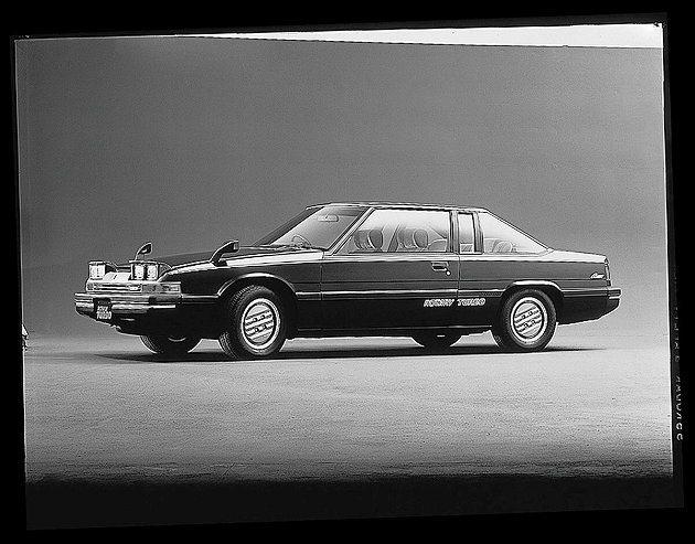 Cosmo是Mazda在東洋工業時代生產的最具代表性的車款。 Mazda