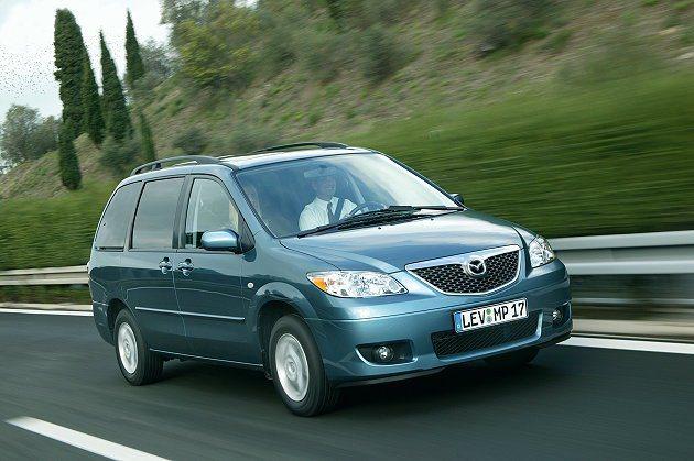 2003年因應北美Minivan風潮推出的MaZda MPVB為品牌經典車系。 ...