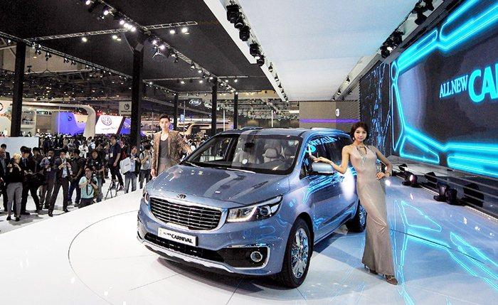 創業50年的KIA擁有深厚的造車基礎,近年產品年輕化同時品質也直追歐美品牌,消費...