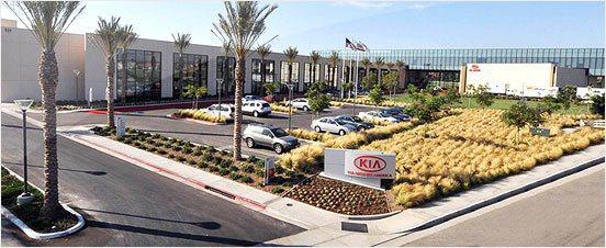 為加速車型技術研發與製造品質提升雙管齊下,KIA成立了多個研發中心,圖為2008年成立的北美的研發中心。 KIA提供