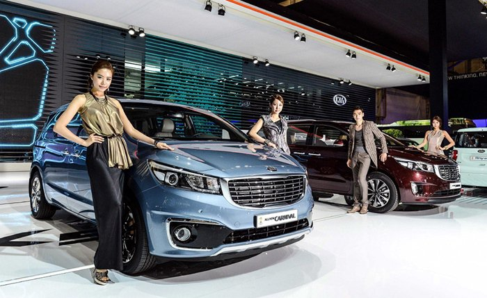 KIA計畫2016年前共推出51款新車,目前正按進度一步步推進,今年推出的全新Carnival,產品力一點也不輸歐美品牌同級車。 KIA提供