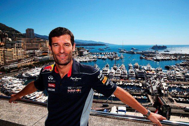Mark Webber已經在F1征戰10多年 編輯部