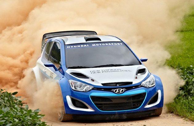 i20 RACER Hyundai