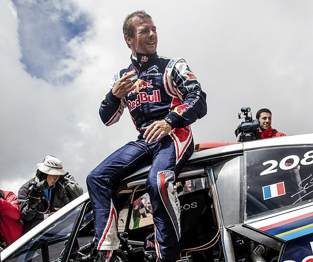 Sebastien Loeb連續9年拿下WRC冠軍,恐怕是相當難跨越的記錄。 P...