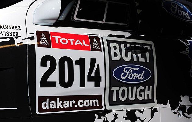 2014 Darka塗裝。 Ford
