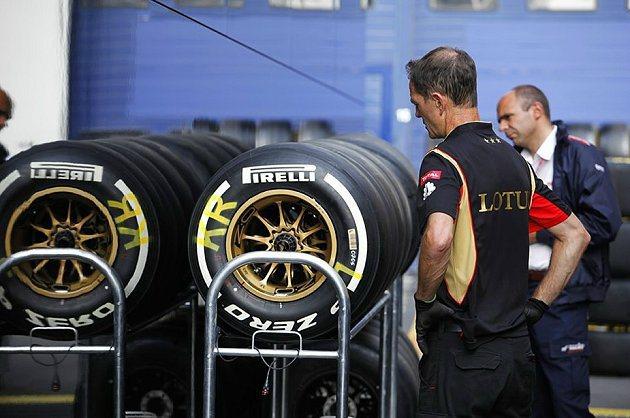 輪胎問題與持續精進考驗著Pirelli。 F1官網