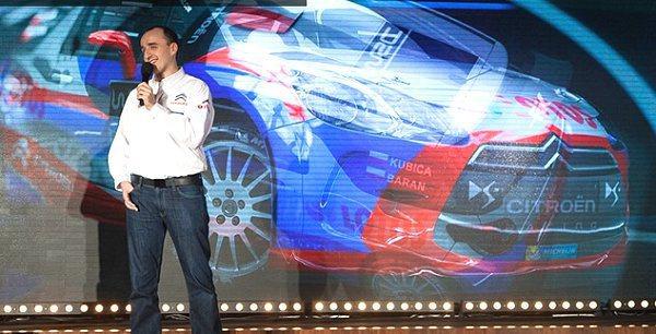 重返F1,Robert Kubica說時間還未到。 WRC官網提供