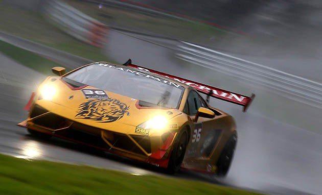 台灣代表車隊(#36)於Lamborghini Blancpain Super Trofeo亞洲挑戰賽仁濟站創下最佳戰績 Lamborghini