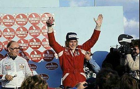 1970年代James Hunt與Niki Lauda的競爭堪稱經典。 F1提供
