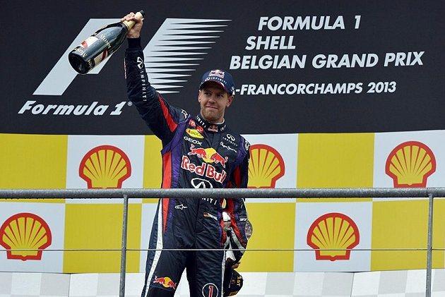 Sebasitan Vettel拿下本季第五座分站冠軍。 F1提供