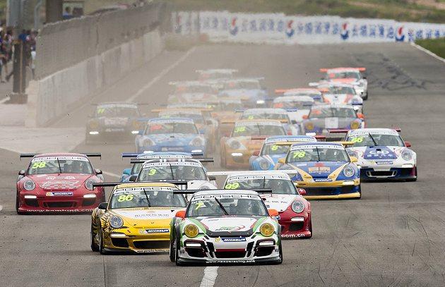 亞洲保時捷卡雷拉盃將於9月20-22日造訪新加坡。 Porsche提供