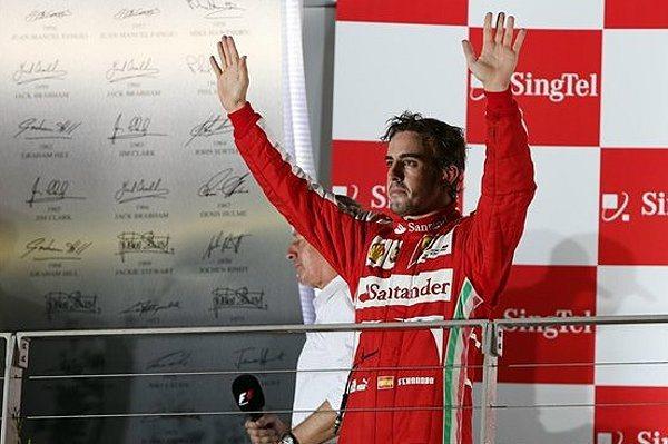 Alonso希望自己的自行車隊是一流與高規格,就如同F1車隊一樣。 F1提供
