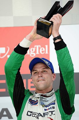 Nexus Racing 車隊的澳大利亞年輕車手班博。 Porsche Carrera Cup Asia提供