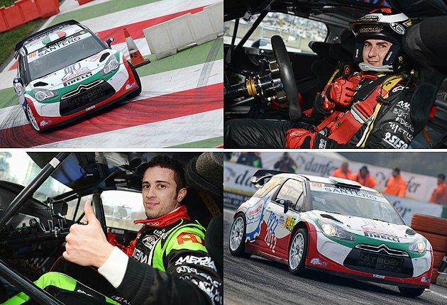 今年兩位義大利籍車手Jorge Lorenzo、Andrea Dovizioso...