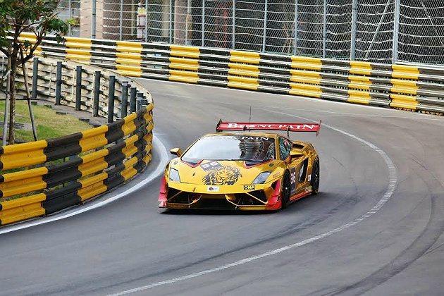 Lamborghini Gallardo Super Trofeo首次踏上Asi...