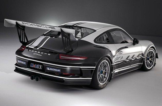 Porsche 911 GT3 Cup搭載3.8升六缸引擎,馬力達460hp。 保時捷卡雷拉盃官方提供