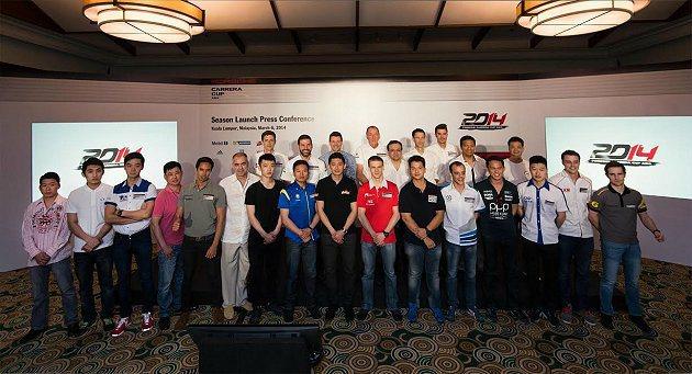 亞洲保時捷卡雷拉盃即將迎來第十二個賽季,吸引了來自十個國家和地區的車手。 保時捷卡雷拉盃官方提供