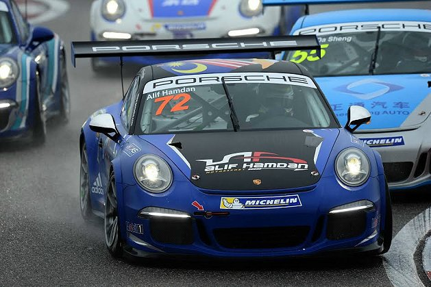 多部GT血統的新款Porsche 911 GT3 Cup(991款)賽車將亮相。 保時捷提供