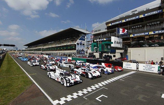 今年利曼24小時耐力賽將在6月14日展開。 保時捷提供