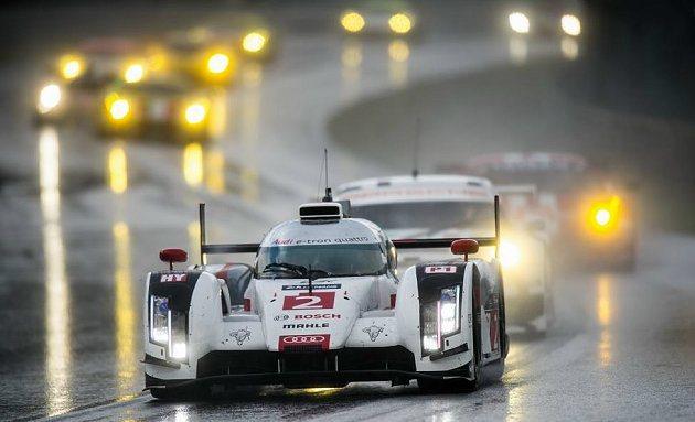 天候多變,讓比賽更添刺激性。 Le Mans官方提供