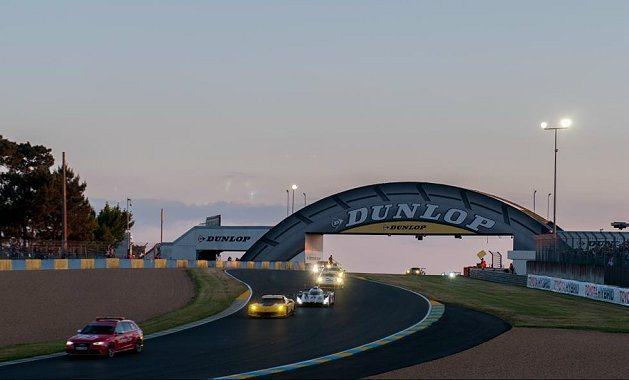 Le Mans 24小時耐久賽對車手與車輛都是大考宴。 Le Mans官方提供