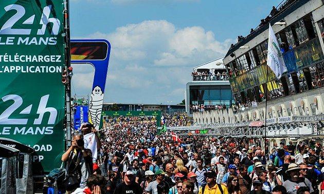 Le Mans 24小時耐久賽每每都吸引很多車迷朝聖。 Le Mans官方提供