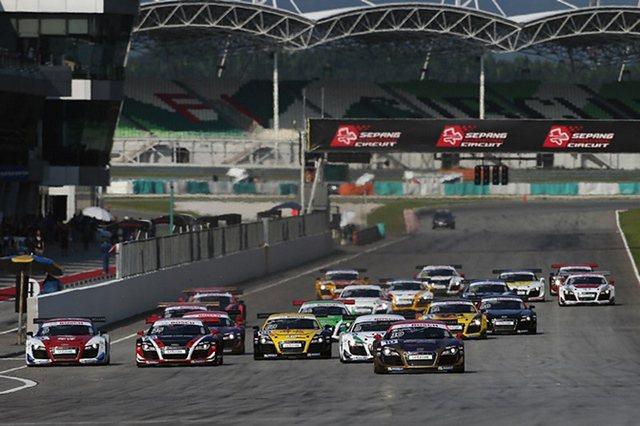 Audi R8 LMS Cup統規賽開賽以來深受亞洲賽車迷喜愛,也吸引世界各地知...