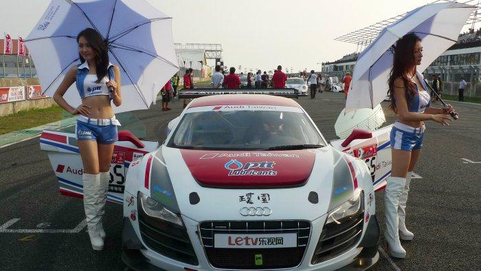 台灣奧迪持續推廣賽車運動,傳遞品牌賽事運動精神。 台灣奧迪提供
