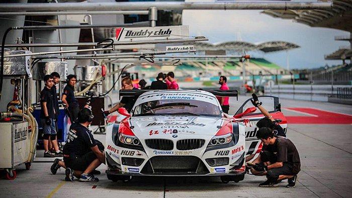台灣的車隊TEAM-AAI上周末在2014年亞洲利曼系列賽年度賽事的封關站,與眾...
