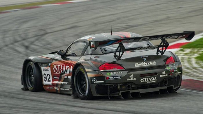 TEAM-AAI德國車手Marco SEEFRIED駕駛92號車跑出單圈2'05...