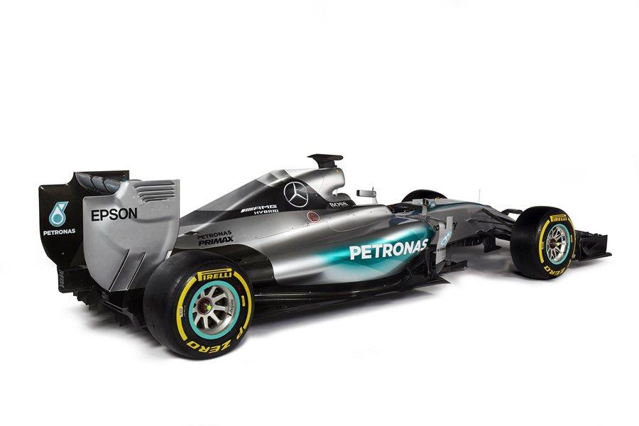 F1 W06氣動力效應、車身的減重與車身結構強化等都有全新的發展。 Mercedes Benz提供
