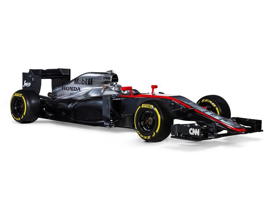 睽違23年後,McLaren與Honda再度攜手合作,1月29日正式發表全新賽車MP4-30。 McLaren Honda提供