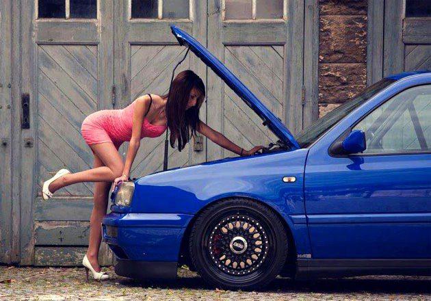 女性車主對修車比較不瞭解,修車廠想要從中多收一些費用。 編輯部