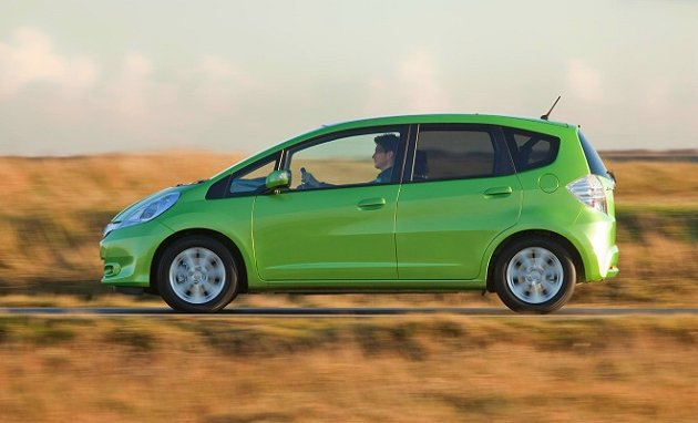 綠能、環保也是各車廠追求的目標。 Honda
