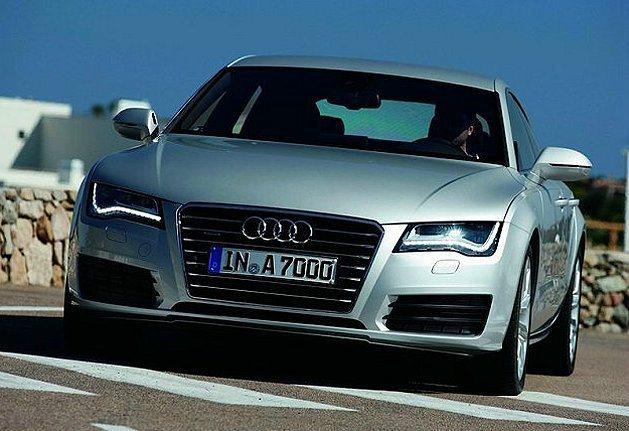 Audi將開發以燃料電池為動力的全新A7。(圖為2011年A7 Sportbac...