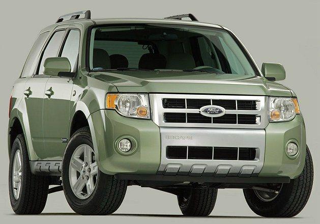 Ford Escape Hybrid。 Ford