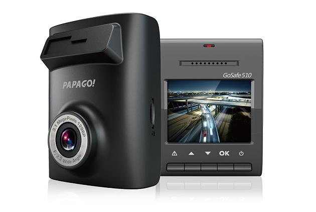 GoSafe 510採用最新SuperHD頂級影像晶片,最高提供2304 x 1...