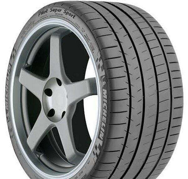 MICHELIN品牌旗下專為超高性能車輛設計的頂級性能跑胎—Pilot Super Sport。 台灣米其林提供