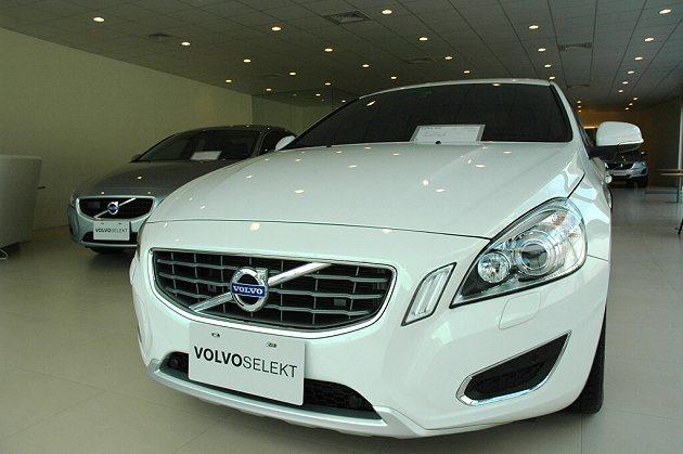 「Volvo SELEKT」推出業界最高10天滿意換購服務。 Volvo
