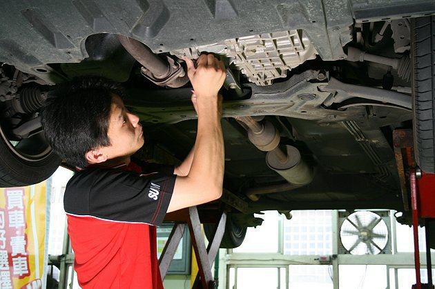 買有保固的中古車,記得到要回指定保養廠做基礎保養以啟動保固。 趙惠群