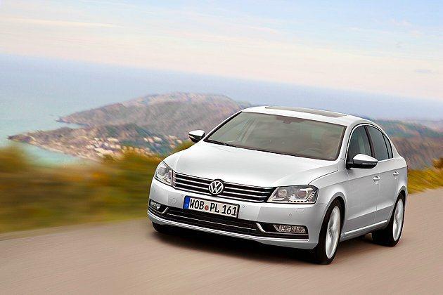 Passat。 Volkswagen