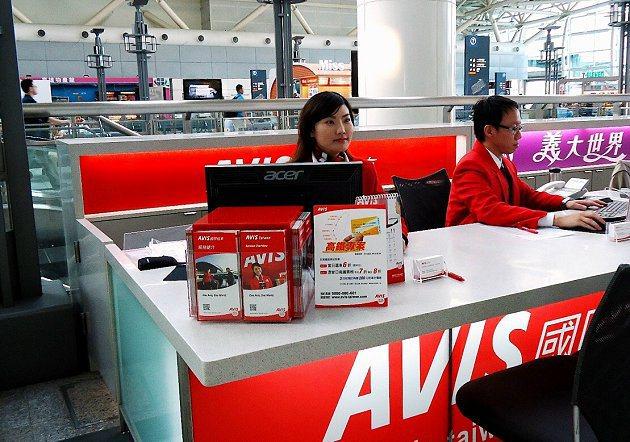 AVIS Taiwan目前國內服務站點數量已突破20站。 AVIS Taiwan