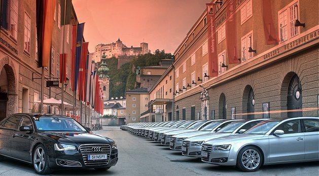 台灣奧迪汽車特別向Audi原廠爭取到10席頂級VIP貴賓的名額,讓國內Audi車...