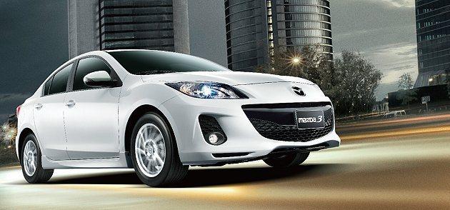 New Mazda3「DVD娛樂旗艦版」全新車型售價60.9萬元,搭載八合一整合...