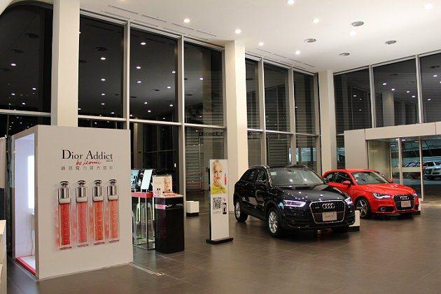 透過台大國際企業系學生團隊IBest的創意發想,與精品彩妝Dior和B&G te...