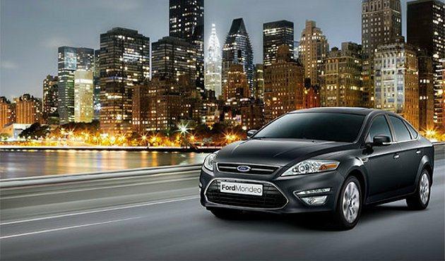 Ford Mondeo擁有鮮有匹敵的整體產品競爭力。 Ford
