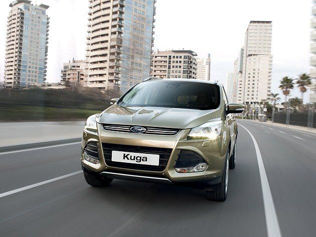 頂級休旅之作The All-New Kuga開放預購,超值預接單價88.8萬起。...