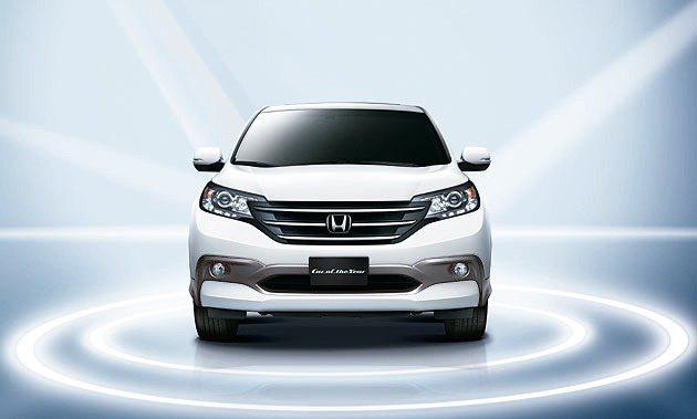 Honda追加了300台年度風雲車紀念版 Honda