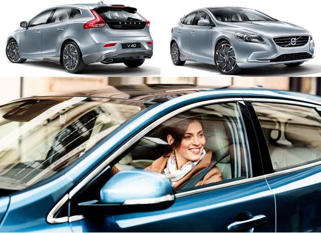 時尚掀背也深受女性車主喜愛。 Volvo