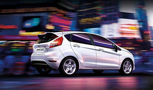Ford Fiesta以操控、安全、省油、聲控及設計等超越同級規格。 Ford